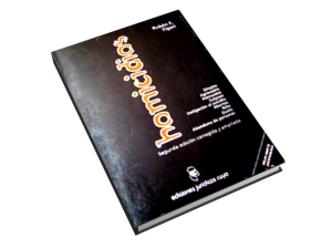 """Homicidios"""" 2ª edición corregida y ampliada"""